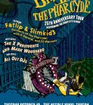 The Needle Vinyl Tavern and Foosh presents Bizarre Ride II The Pharcyde 25th Anniversary Tour, with The Pharcyde & others at The Needle Vinyl Tavern (Edmonton)  on October 10, 2017