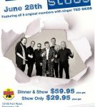 Doug and the Slugs at Century Casino (Edmonton)  on June 28, 2014