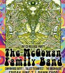 CD Release feat. The McGowan Family Band & others at Pawnshop Live (Edmonton)  on June 7, 2013