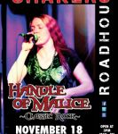 Handle of Malice at Shakers Roadhouse (Edmonton)  on November 18, 2017