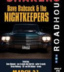 Dave Babcock  The Nightkeepers at Shakers Roadhouse (Edmonton)  on March 31, 2017