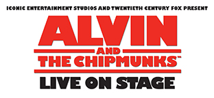 Alvin and The Chipmunks - Live on Stage